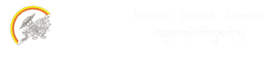 Bhutan Health Journal